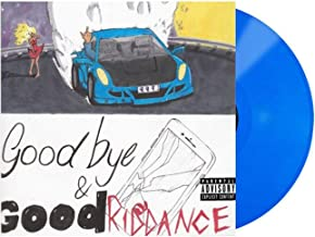 Juice WRLD – Goodbye & Good Riddance Limited Edition Blue Color Vinyl LP