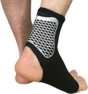 Sports Socks Safety Ankle Support Ankle Bandage Elastic Brace Guard Support Foot