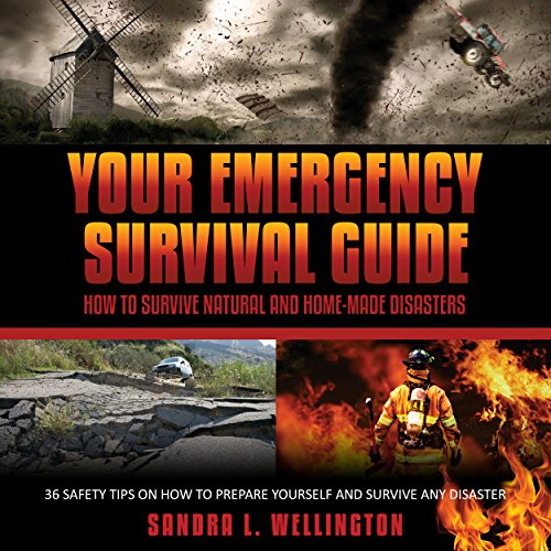 Your Emergency Survival Guide audiobook cover art