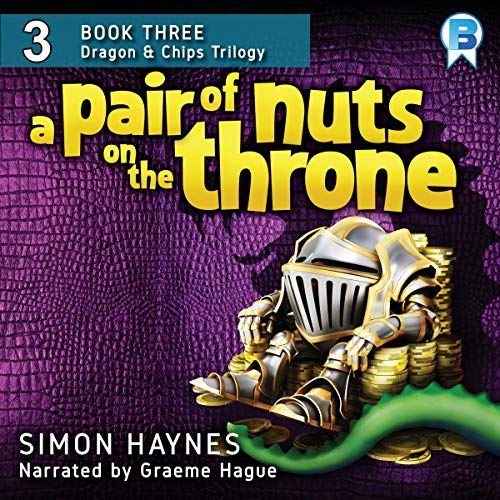 A Pair of Nuts on the Throne cover art