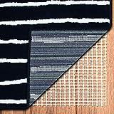 sinnlein® - Base antideslizante para alfombras, recortable, antideslizante y apta para calefacción por suelo radiante, Espuma suave con tejido de poliéster., 50 x 80 cm