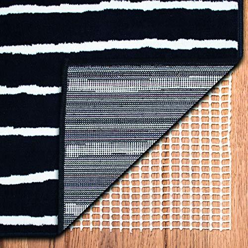 sinnlein® Antirutschmatte Teppichunterlage | Teppichstopper | Teppichunterleger zuschneidbar, rutschfest und für Fußbodenheizung geeignet (80 x 150 cm)