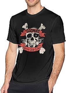 Man Goonies Never Say Die Tee Shirt XL Black