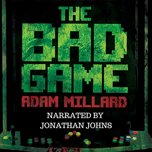 The Bad Game audiobook cover art