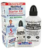 Neilmed SinusRinse All Natural Sinnus Relief 10 Sachets