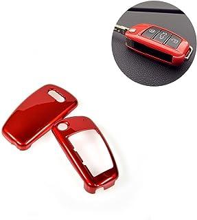 lucidato a Specchio in Acciaio Inox Costruzione,S3 L/&U Catena Chiave dellautomobile per Audi A3 A5 A6 A7 A8 Q3 Q5 Q7