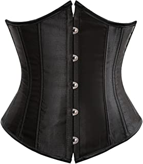 corset with lace up back