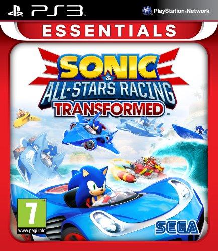 Sonic & All-Stars Racing : Transformed - essentials