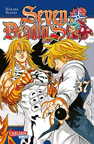 Seven Deadly Sins 37: Mittelalterliche Fantasy-Action mit Witz