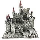 Gifts & Decor Medieval Middle Ages Castle Fortress For Miniature Display Stand Figurine Statue