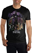 dark knight metal shirt