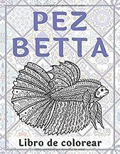 Pez Betta - Libro de colorear ????