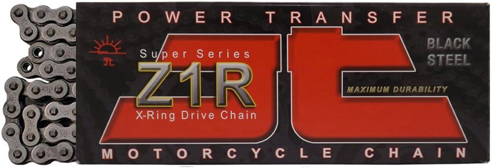 JT Sprockets JTC530Z1R108RL Steel 108-Link National uniform free shipping Heavy Duty X-Ri Super Choice