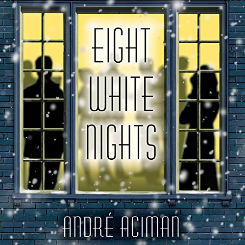 Eight White Nights audiobook cover art