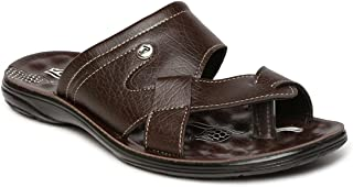 PARAGON Vertex Men's Brown Flip-Flops