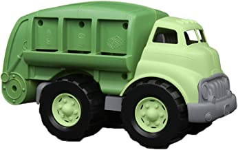 Green Toys Recycling Truck in Green Color - BPA Free, Phthalates Free Garbage Truck for Improving Gross Motor, Fine Motor ...