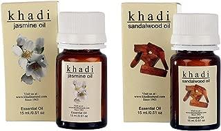 KHADI COMBO OF JASMINE AND SANADLWOOD BY INDIANMEDICALSTORE