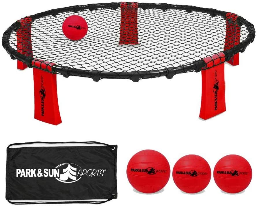 Ranking TOP15 Rally Fire Portable Spike Volleyball Accessories with Genuine Set Game