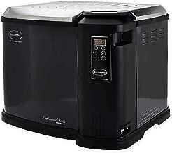 Butterball Masterbuilt XXL Digital Electric Indoor 22 Pound Turkey Fryer, Black