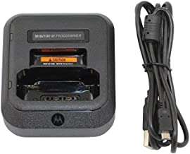 Motorola Original OEM Minitor VI Pager Programming Cradle with USB Cable RLN6527