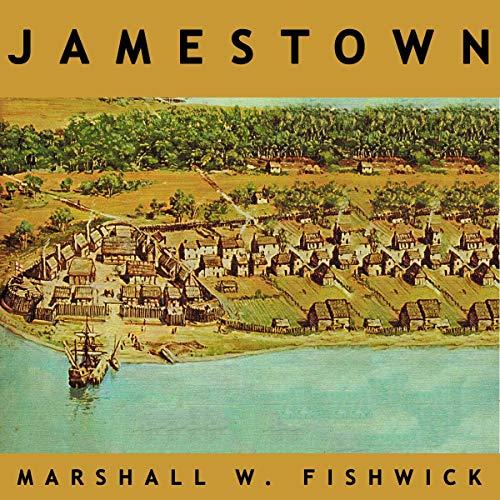Jamestown audiobook cover art