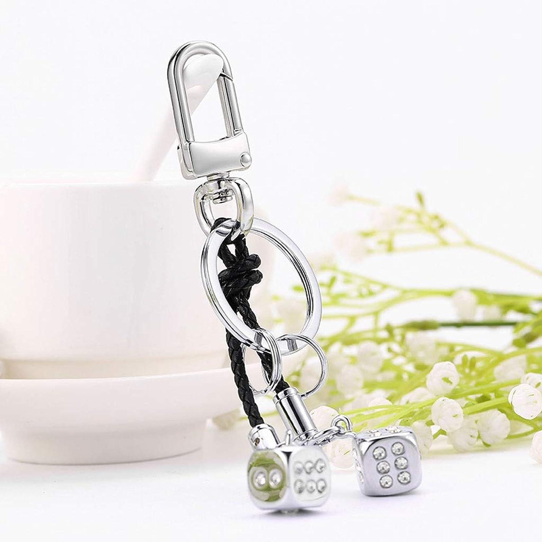 YYHSND Key Chain golden Scorpion Leather Chain Craft Jewelry Pendant Car Key Ring Decoration 12.5cm Keychain