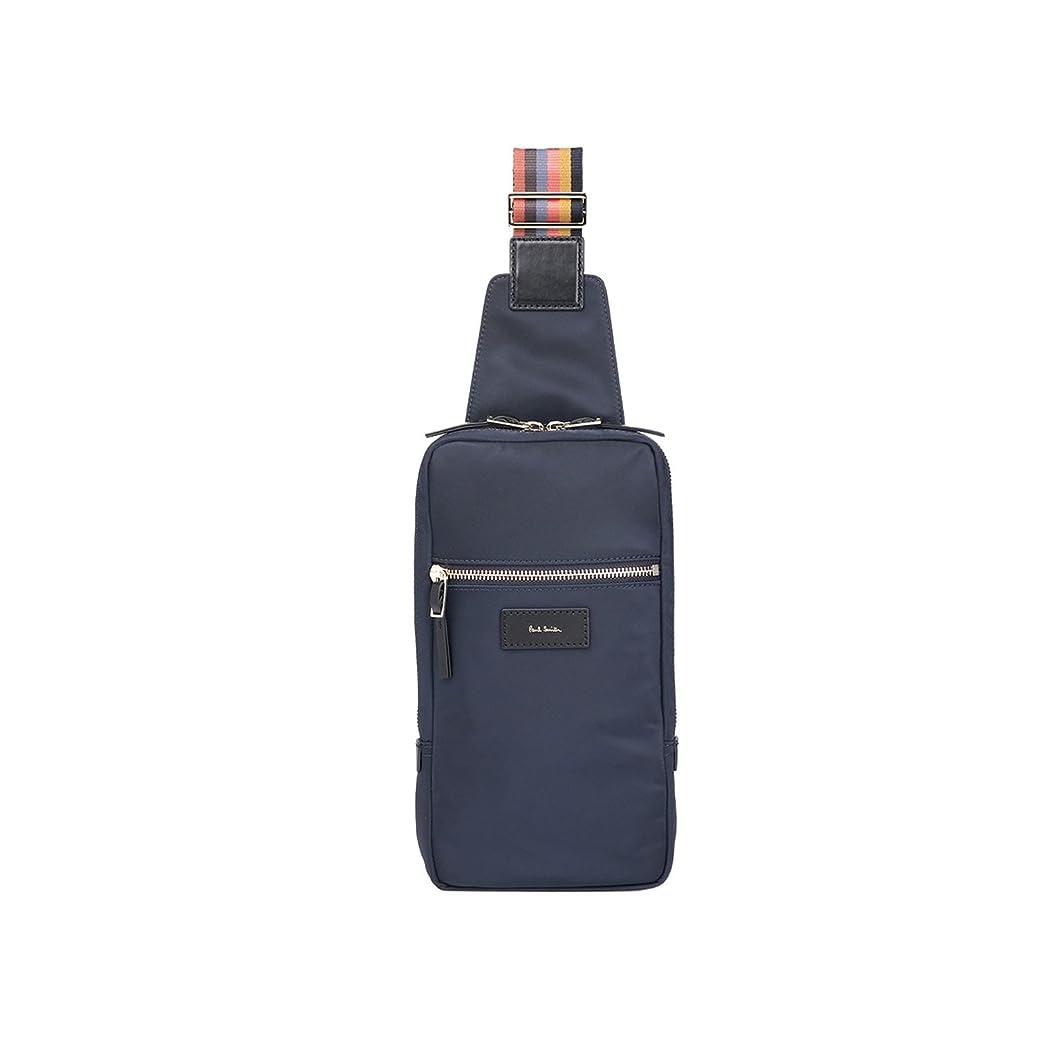 デッド一定戸惑うポールスミス Paul Smith 正規品 ライトウェイト ナイロンウェビング ボディバッグ ショップバッグ付き ワンショルダー バッグ
