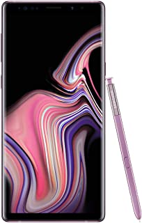 Samsung Galaxy Note 9 N960U 128GB GSM Unlocked (Lavender Purple)