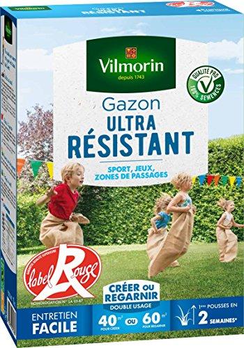 pas cher un bon Vilmorin 4462414 Herbe très forte, verte, 1 kg