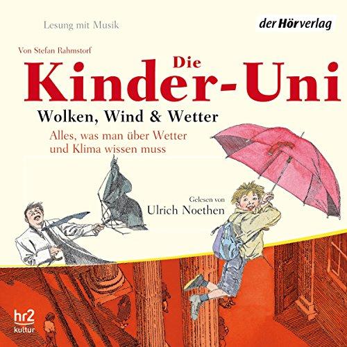 Wolken, Wind und Wetter (Die Kinder-Uni) Titelbild