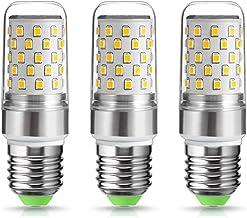 TechGOMADE Edison Schroef kaars gloeilampen, E14, ledkaarslampen, 9 W, 80 W gloeilamp, 1000 lm, hoge helderheid, 2700 K wa...