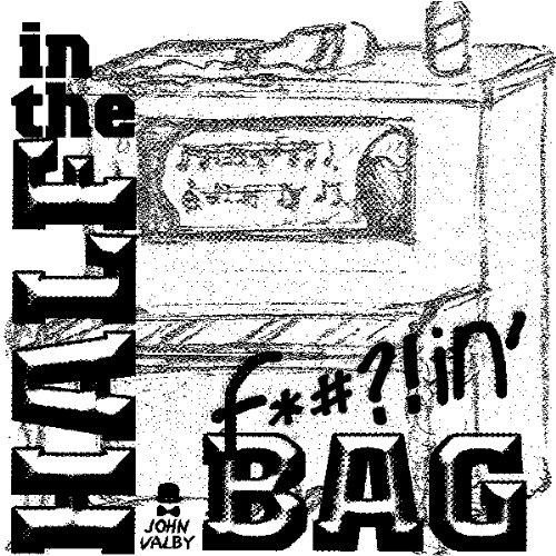 Half in the F'n Bag audiobook cover art