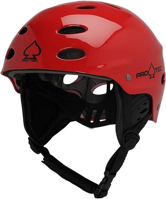 Wakeboard Helm PROTEC B2 WAKE Helm gloss white Kite Wake Board Helm