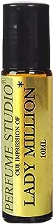 Perfume Studio Premium Fragrance Oil IMPRESSION with SIMILAR Perfume Accords to:-{LADY-MILLIONPERFUME}_{WOMEN}-; 100% Pure No Alcohol Oil (Perfume Oil VERSION/TYPE; Not Original Brand)