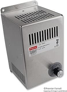 Hoffman DAH4001B Electric Heater, Aluminum, 400W, 115V, 50/60 Hz