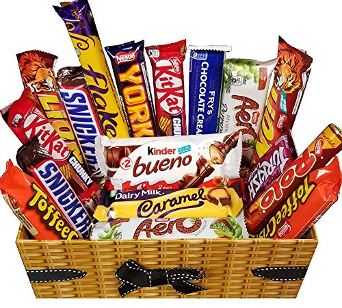 Chocolate Lovers Gift Hamper Chocolate Selection Box for All
