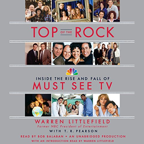 Top of the Rock audiobook cover art