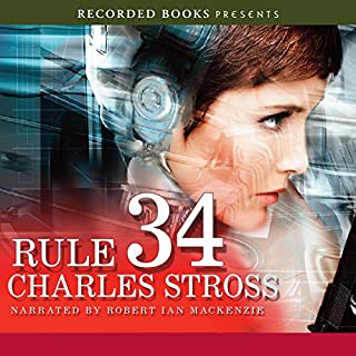 Rule 34 audiobook cover art