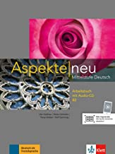 Scaricare Libri Aspekte. Arbeitsbuch. Per le Scuole superiori. Con DVD-ROM. Con espansione online: Aspekte Neu Mittelstufe Deutsch B2 Arbeitsbuch + CD [Lingua tedesca] PDF