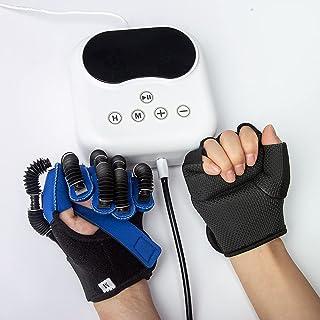 Revalidatie Robot Handschoenen, Verstelbare Vinger Functie Herstel Oefeningsapparatuur Voor Beroerte Hemiplegie Patiënten ...
