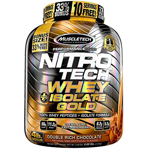 Muscletech Performance Series Nitrotech Whey Plus...