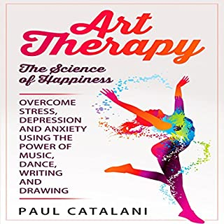 Art Therapy: The Science of Happiness cover art