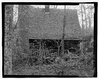HistoricalFindings Photo: Biltmore Forestry School,Cantrell Creek Lodge,Brevard,Transylvania County,NC