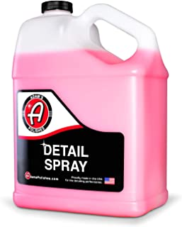 Adam's Detail Spray – Quick Waterless Detailer Spray for Car Detailing |..
