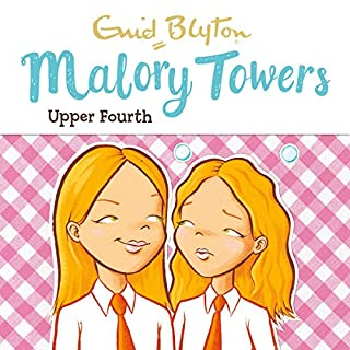 Malory Towers: Upper Fourth     Malory Towers, Book 4              By:                                                                                                                                 Enid Blyton                               Narrated by:                                                                                                                                 Esther Wane                      Length: 4 hrs and 20 mins     20 ratings     Overall 4.8
