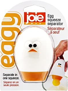 Joie Eggy Egg Squeeze Separator, BPA-Free Silicone, 2.75-Inches x 2-Inches