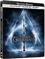 Les Animaux fantastiques : Les Crimes de Grindelwald 4K Ultra HD version longue - Boîtier SteelBook Limité]