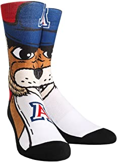 NCAA University of Arizona Wildcats Custom Athletic Crew Socks