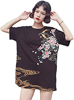ZooBoo Japanese Loose T-Shirt Top - Street Style Harajuku ClothingCostume Girls