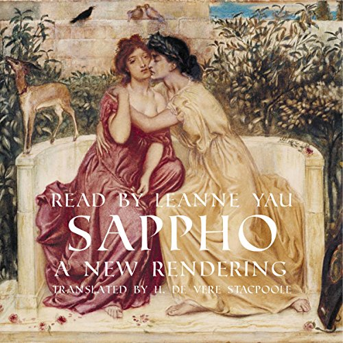 Sappho audiobook cover art